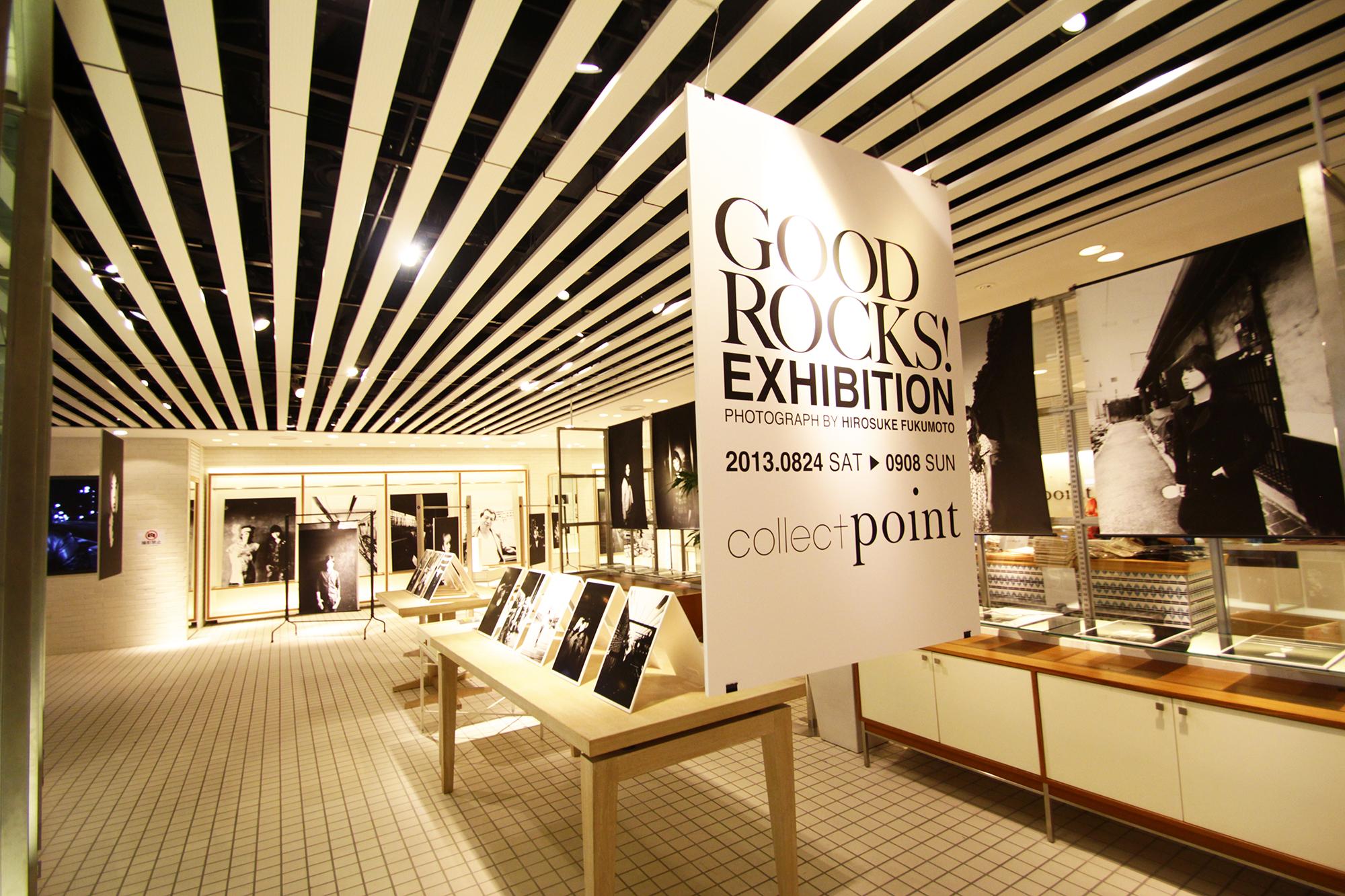 【東京・原宿】GOOD ROCKS! PHOTO EXHIBITION  PHOTOGRAPHED BY HIROSUKE FUKUMOTO IN TOKYO
