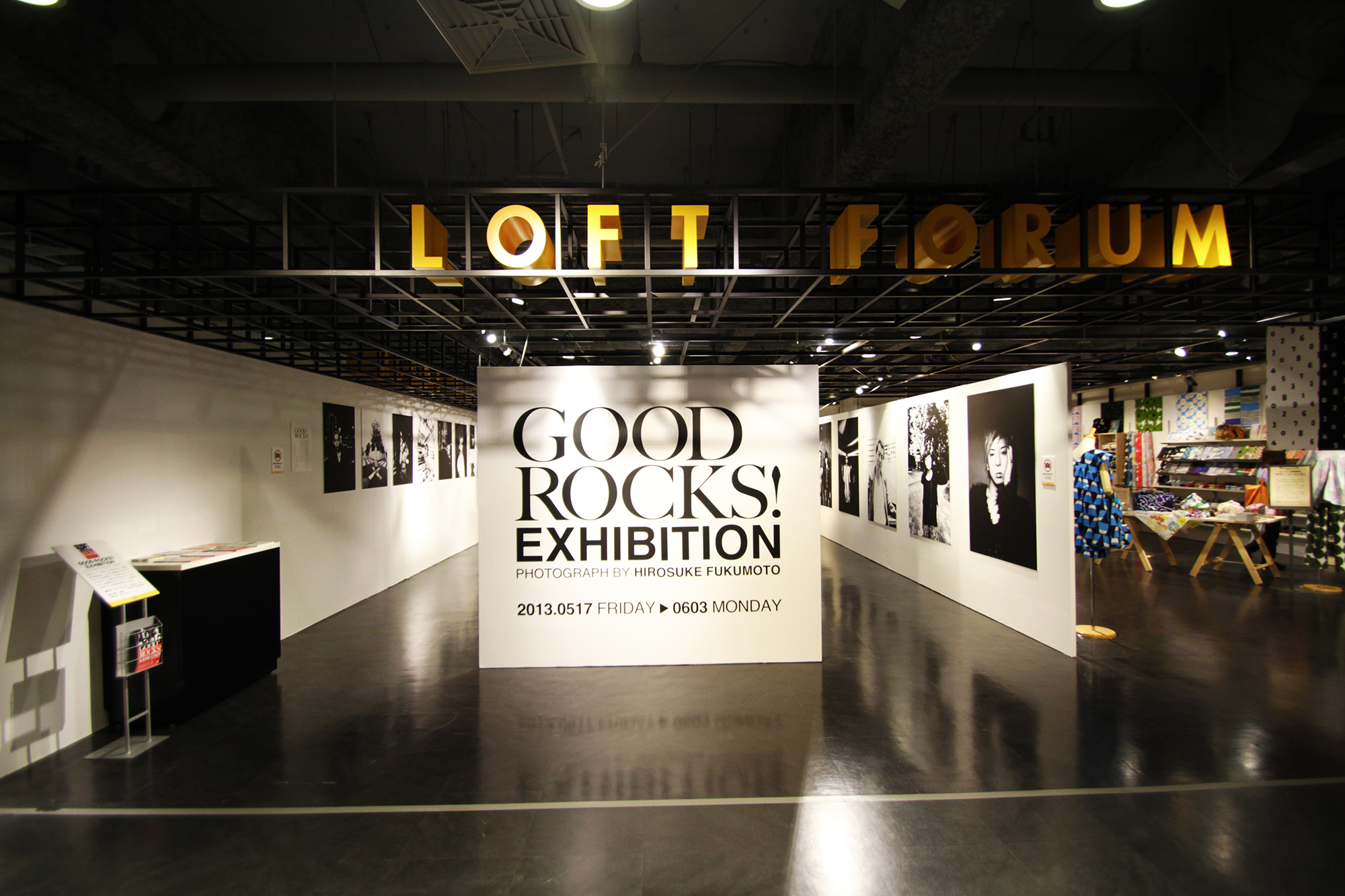 【大阪】GOOD ROCKS! PHOTO EXHIBITION  PHOTOGRAPHED BY HIROSUKE FUKUMOTO IN OSAKA